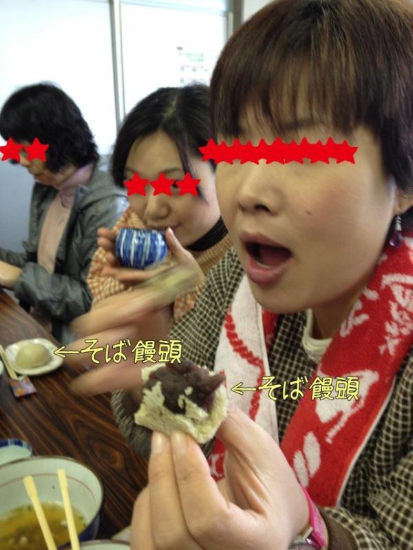 吹矢&蕎麦打ち体験会_c0150273_15435773.jpg