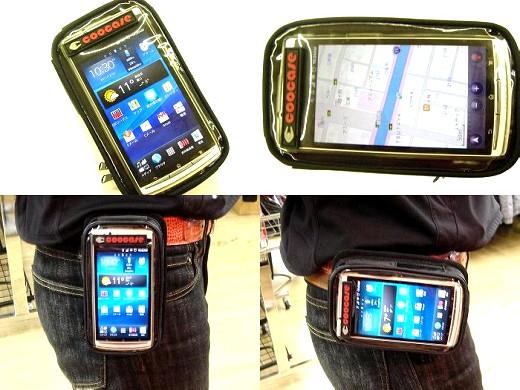 バイクでもスマートフォン。NプロジェクトのCOOPACK_b0163075_8272315.jpg