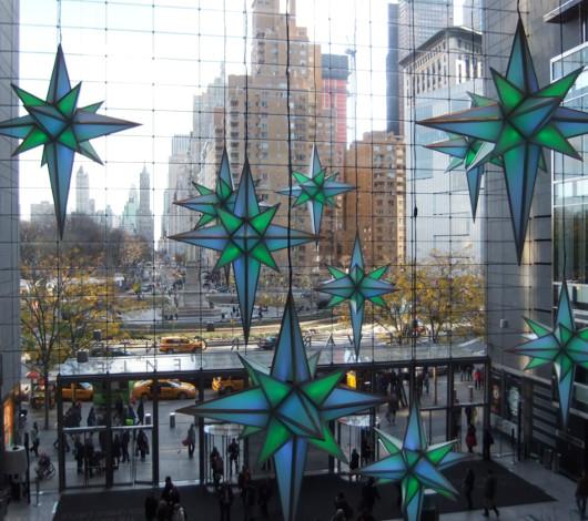 NYタイムワーナーセンターのHoliday Under the Stars_b0007805_012181.jpg