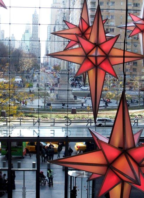 NYタイムワーナーセンターのHoliday Under the Stars_b0007805_013177.jpg