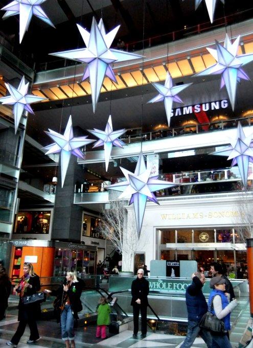 NYタイムワーナーセンターのHoliday Under the Stars_b0007805_013938.jpg