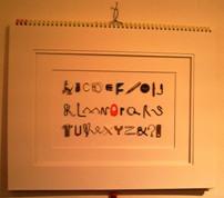 「こわれたタイプライター」特別展示_e0254215_21353976.jpg