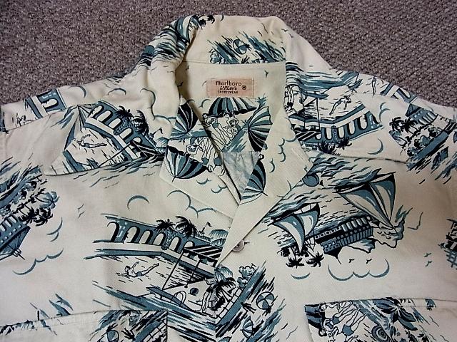 12月23日(金)入荷予定商品!追加分!40-50'S オールコットンシャツ!_c0144020_7213618.jpg