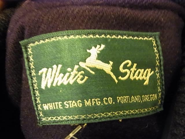 50'S ホワイトスタッグ コットン ファラオJKT_c0144020_7265683.jpg