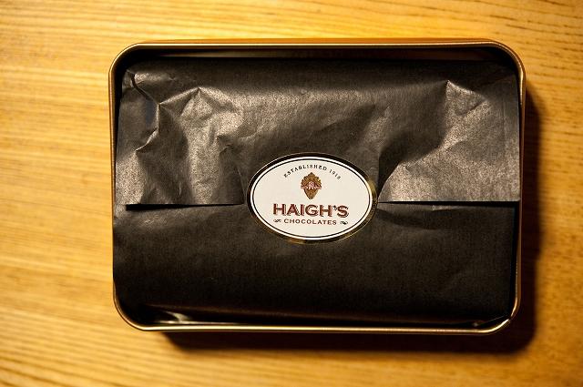オーストラリアのお土産 Haige,s_f0050534_1465849.jpg