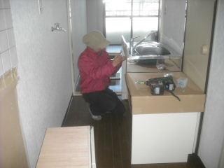 キッチン設置4日目_f0031037_21252618.jpg