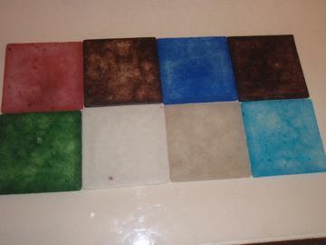 色のガラス 盤  -   彩_b0132442_16151237.jpg
