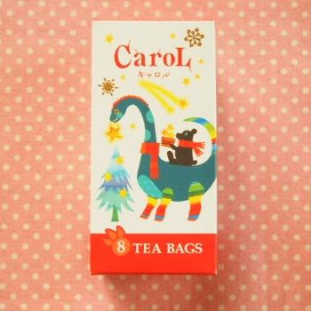 12月の紅茶~ルピシアのキャロル~_c0213947_1327948.jpg