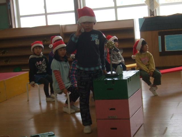 クリスマス会_d0166047_1124485.jpg