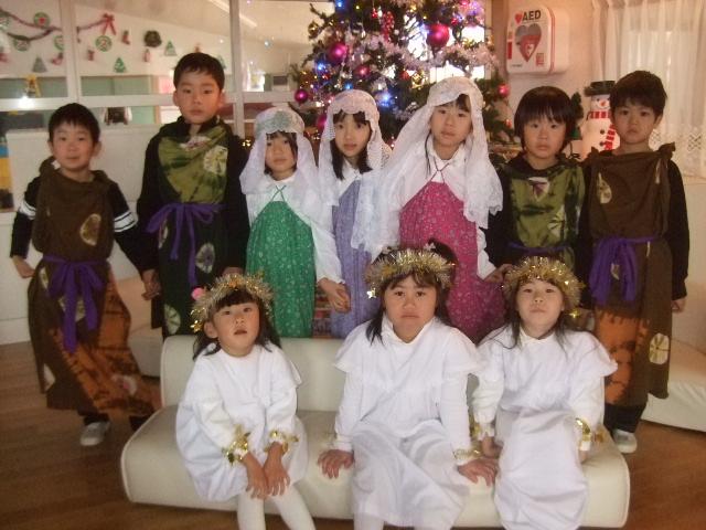 クリスマス会_d0166047_1131227.jpg
