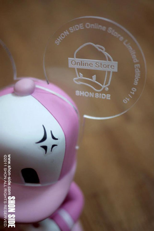Cap Duck Pink Online Store Limited Edition by Shon_e0118156_22261143.jpg