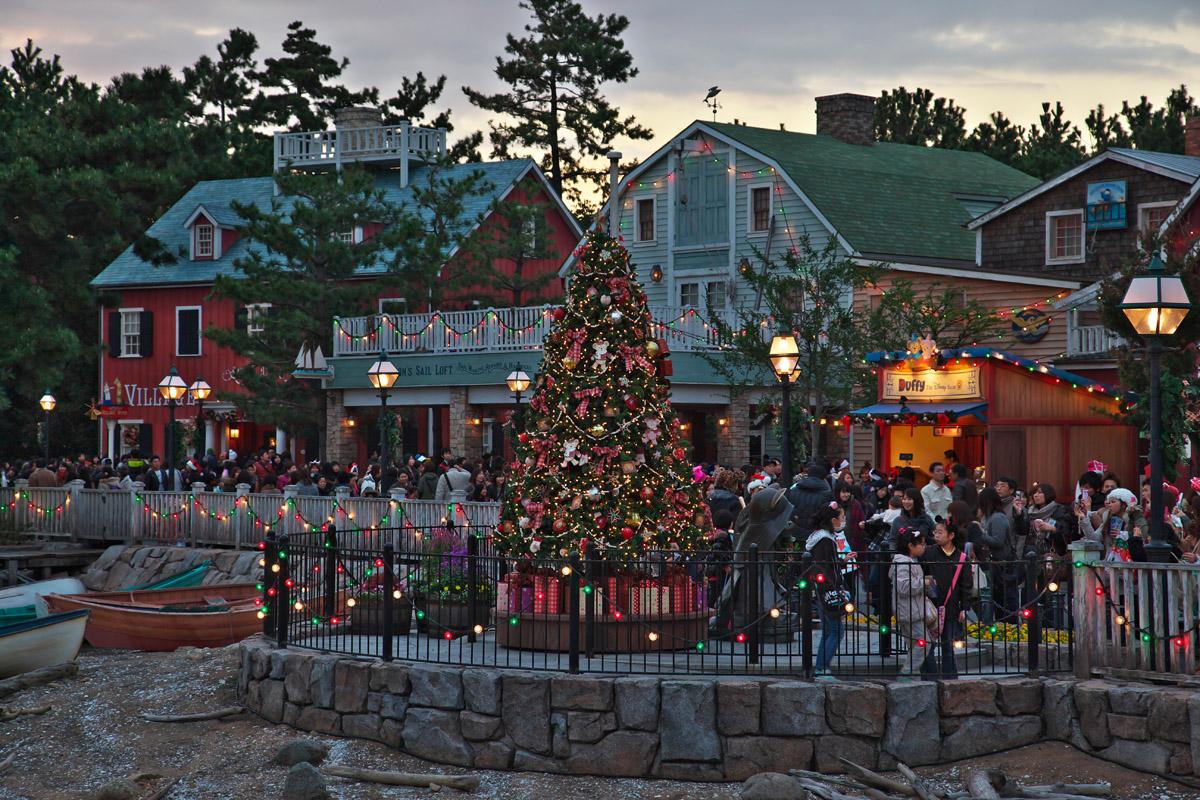 DisneySEA Christmas_e0140159_18152381.jpg