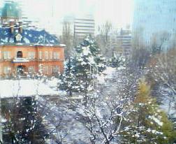 北海道庁旧本庁舎(赤れんが庁舎)_f0078286_1662863.jpg