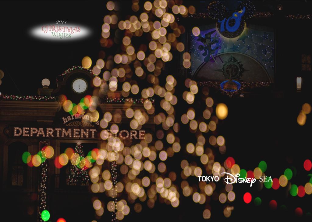 2011 Disney SEA クリスマス_c0222817_2350033.jpg