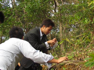辺土名高校環境科野外授業⑧_f0121321_1619413.jpg