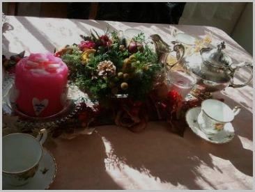 クリスマスレッスンのキャンドル~LOVE~_e0166925_2240138.jpg