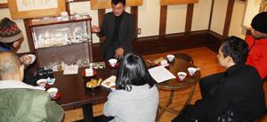 日本画家・近藤幸夫さん指導の『蔵織・日本画塾』 開催の相談をしました。_d0178448_0522459.jpg