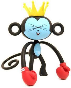 HA-CHOO Monkey Black by Mizuna Wada_e0118156_18224975.jpg