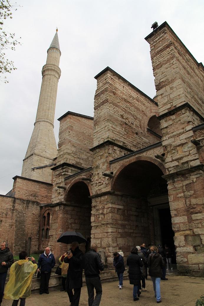 アヤソフィア その2    イスタンブール その19_a0107574_1445055.jpg