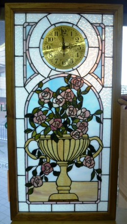 薔薇の時計_f0008680_17343871.jpg