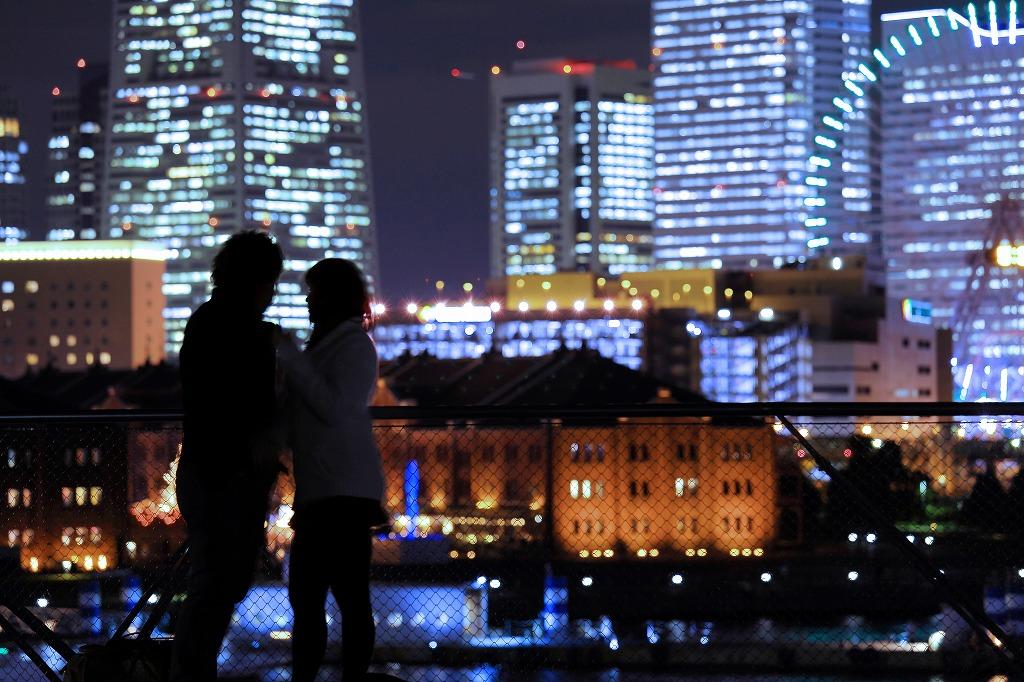 「夜景 デート」の画像検索結果