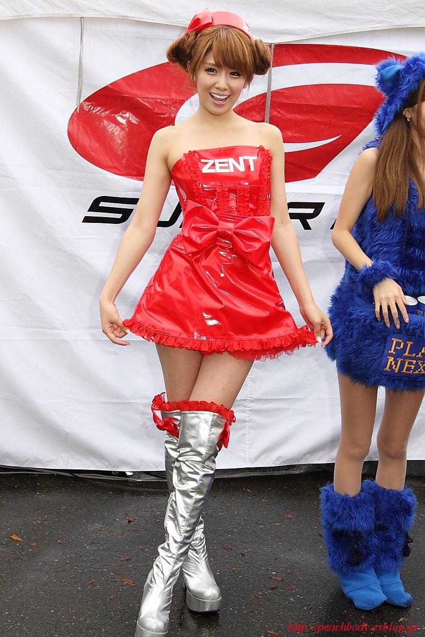 ZENT sweeties 2011 遠野千夏さん_c0215885_23141398.jpg