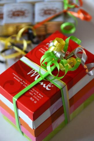 クリスマスギフトにMinkのチョコレートを♪_d0129786_16163939.jpg