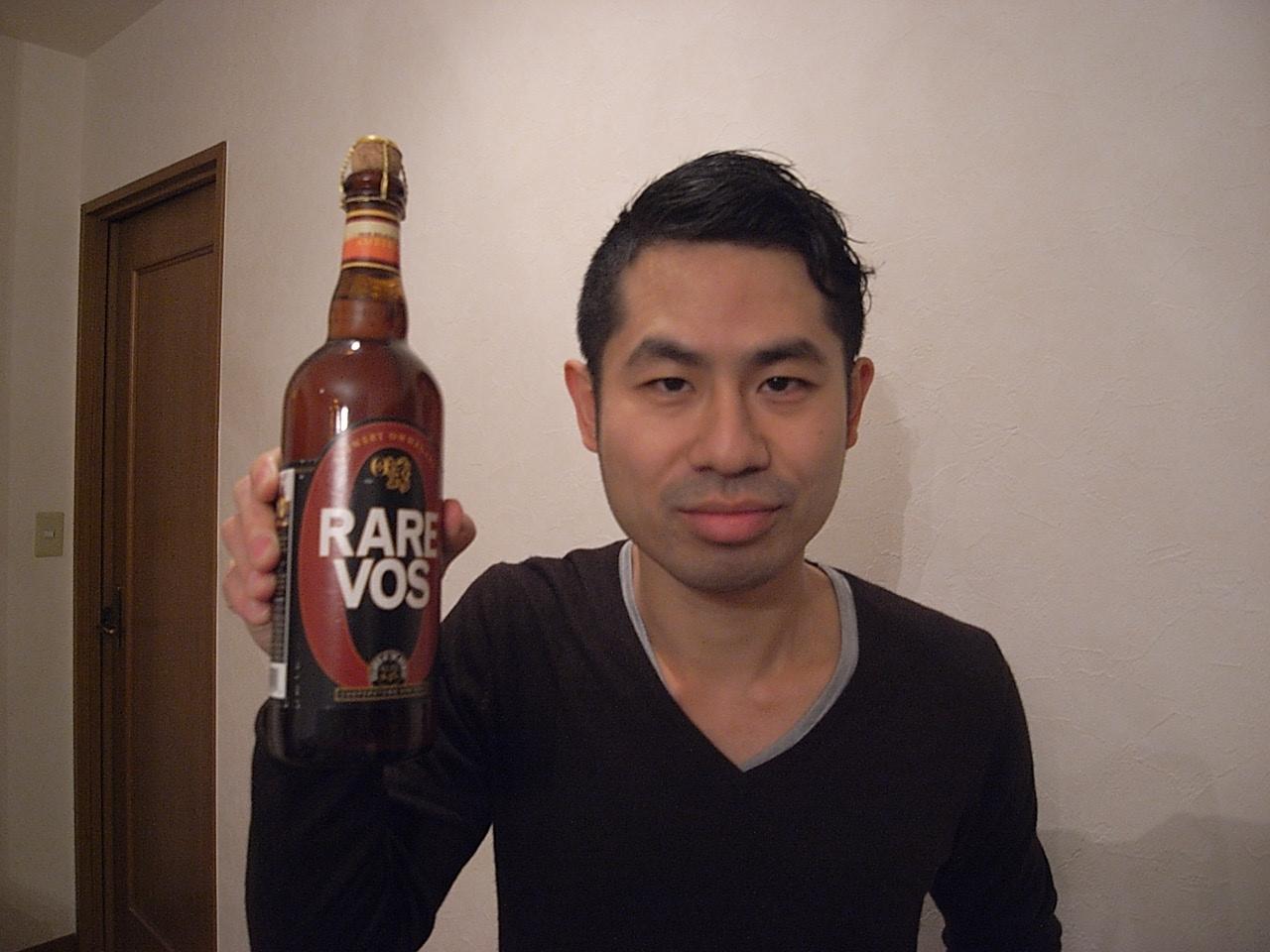 「Rare Vos」NYビール!_e0230090_0214223.jpg