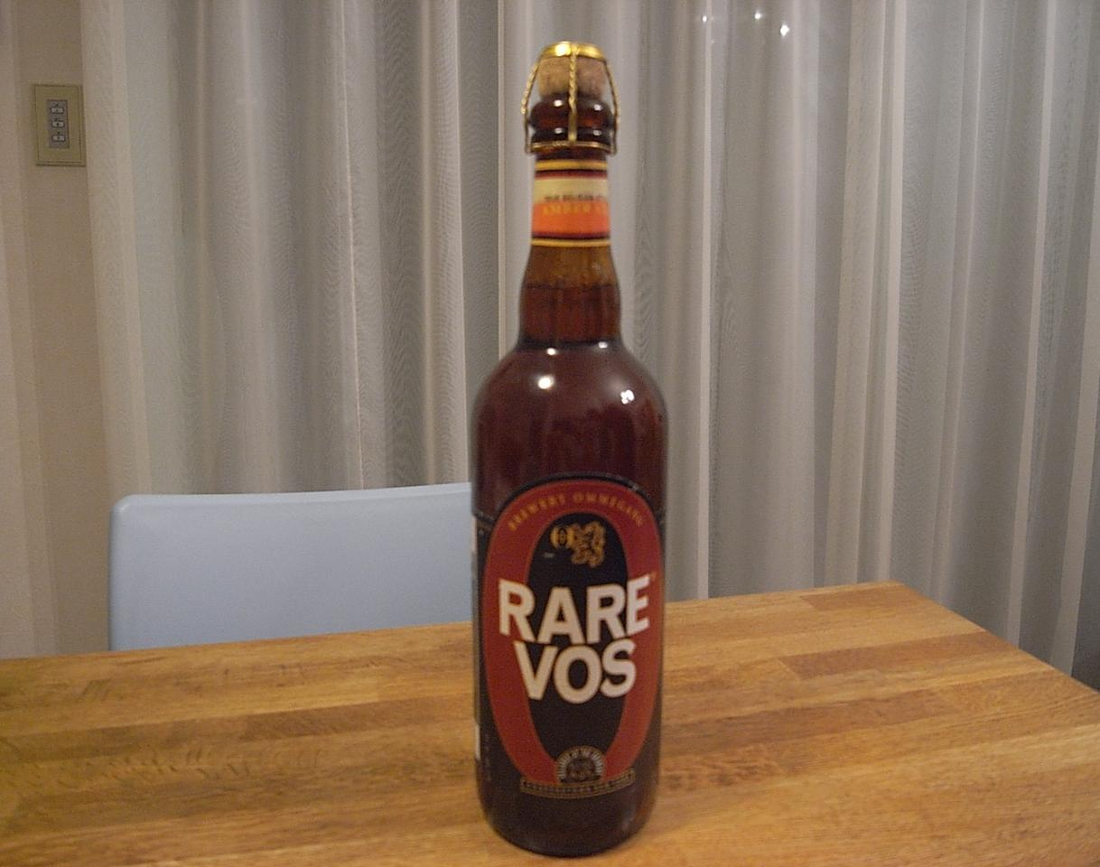 「Rare Vos」NYビール!_e0230090_023694.jpg