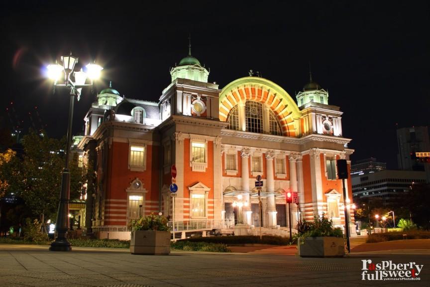 大阪市中央公会堂 / ライトアップ_b0234699_07990.jpg