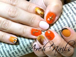 marble nail_a0117115_1441529.jpg
