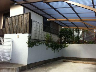 宮崎市O様邸木塀工事_b0236217_1853128.jpg