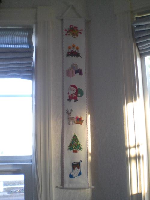 クリスマスインテリア♪_c0207719_1528183.jpg