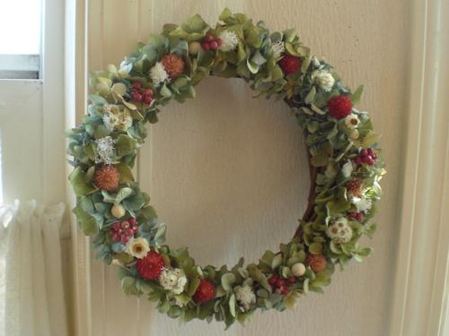 クリスマスインテリア♪_c0207719_15305861.jpg