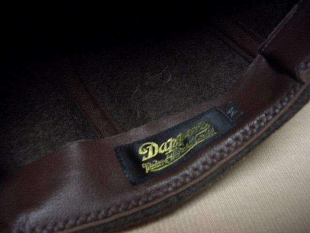 Dapper\'s MW Special Casquette LOT882 _c0144020_1671632.jpg