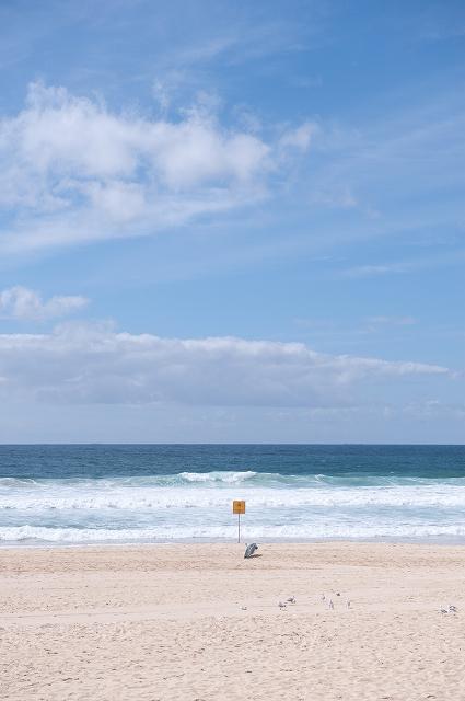 シドニー・ボンダイビーチ サーファーの聖地_f0050534_1930333.jpg