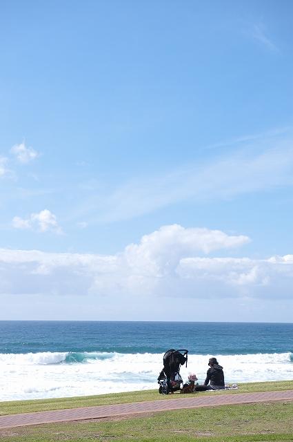 ボンダイビーチ シドニー_f0050534_7525145.jpg