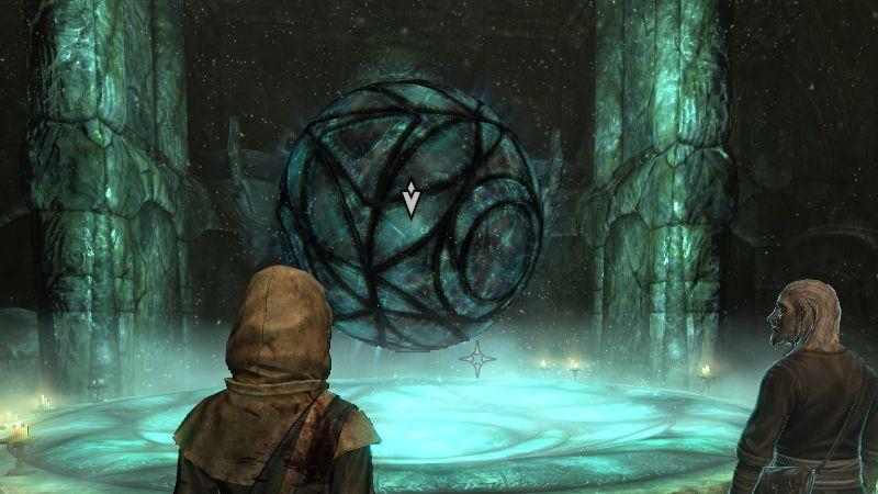 【TES5:SKYRIM】魔術大学:『アンダー・サールザル』_f0045635_21493094.jpg