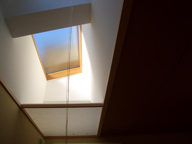 設計事務所の家づくり 『トップライトの有効活用』 _b0146238_20423239.jpg