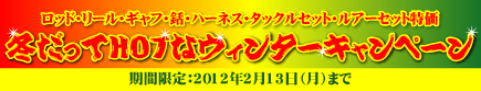 冬だってHOTなウィンターキャンペーン2012延長!19日まで!【カジキ・マグロトローリング】_f0009039_11475683.jpg