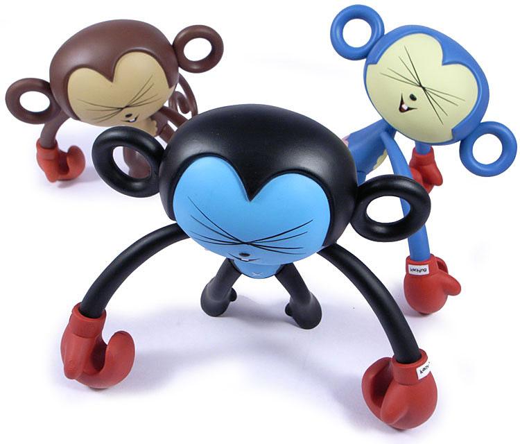 和田みずなさんのHA-CHOO Monkey、みたび。_a0077842_0532846.jpg