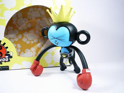 和田みずなさんのHA-CHOO Monkey、みたび。_a0077842_0574485.jpg