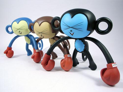 和田みずなさんのHA-CHOO Monkey、みたび。_a0077842_059419.jpg