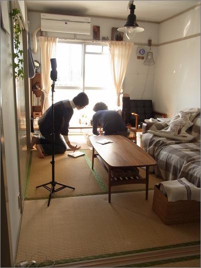【 収納本の取材 】_c0199166_21254391.jpg
