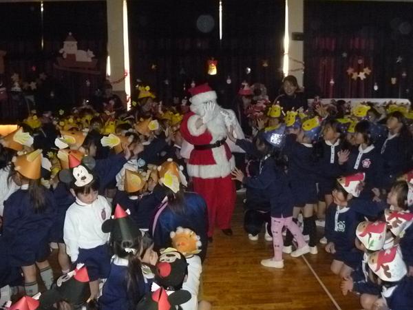 クリスマス会_b0233868_1410354.jpg