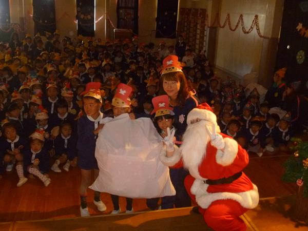 クリスマス会_b0233868_1413432.jpg