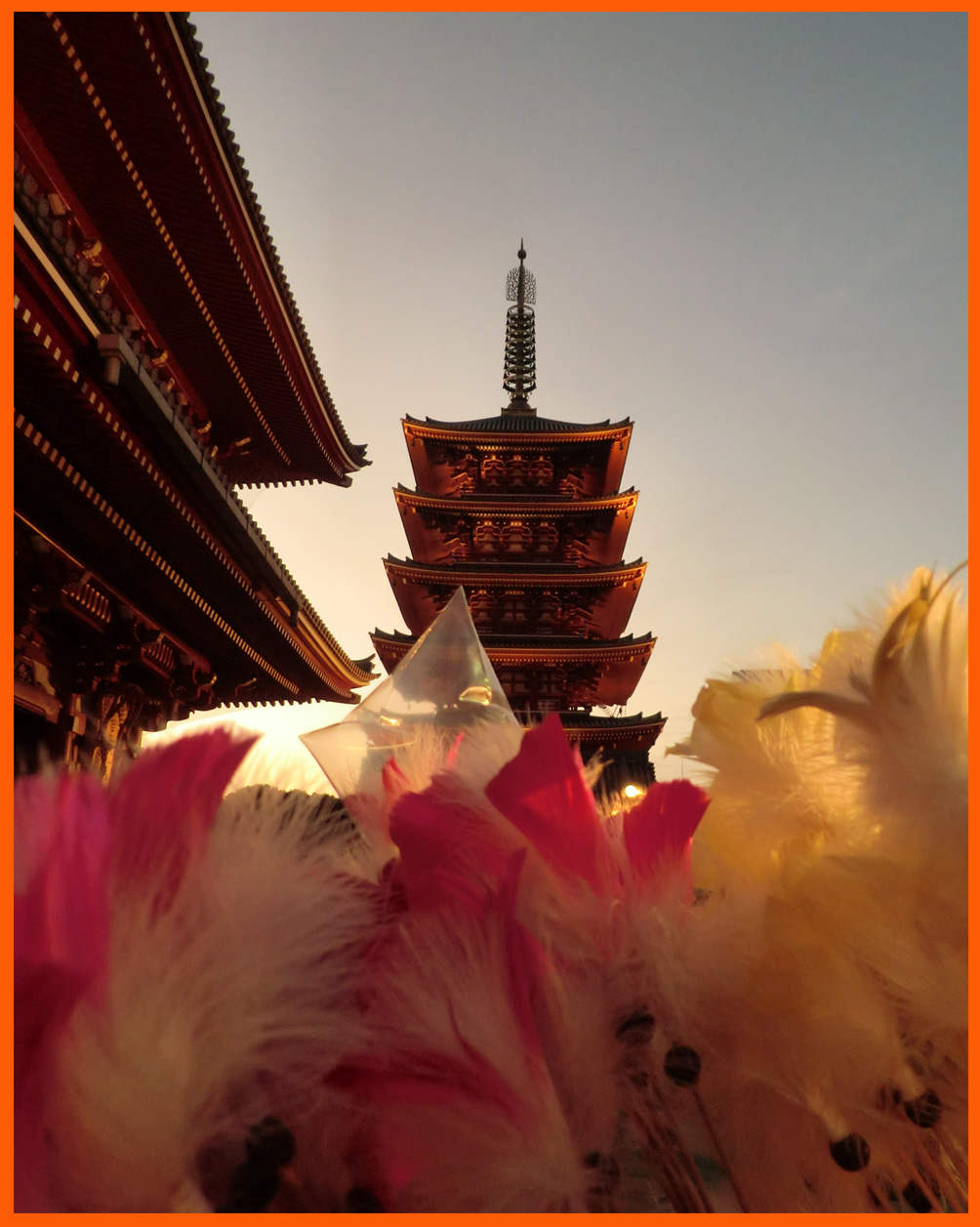 浅草寺・羽子板市へ。綺麗な姫様羽子板見たよ。_e0236072_19293761.jpg