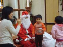 バンビーノクリスマス会_c0212598_15595265.jpg