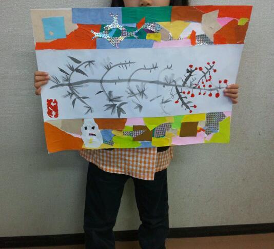 水墨画~宇治教室~_f0215199_11271833.jpg