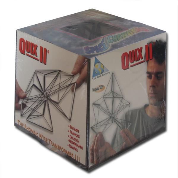 Quix Ⅱ [クイックス2] / The Orb Factory_c0222907_20581338.jpg